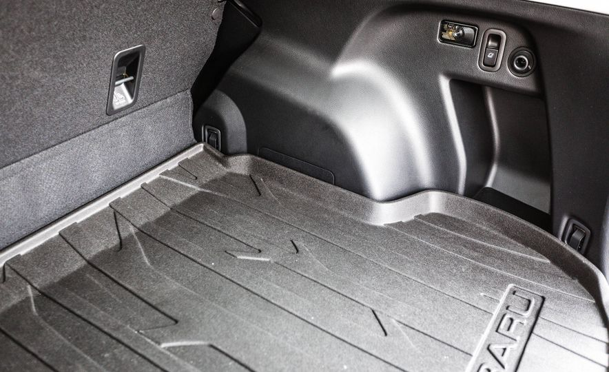 2017 Subaru Forester XT - Slide 40