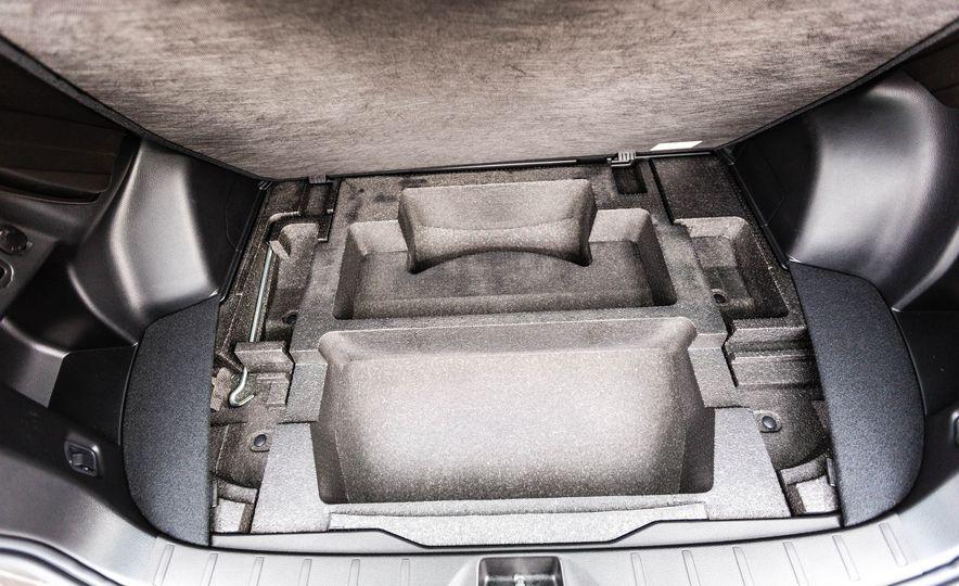 2017 Subaru Forester XT - Slide 42