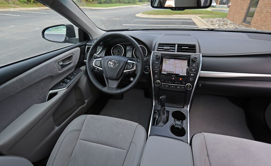 2017 Toyota Camry – Engine and Transmission - Slide 11