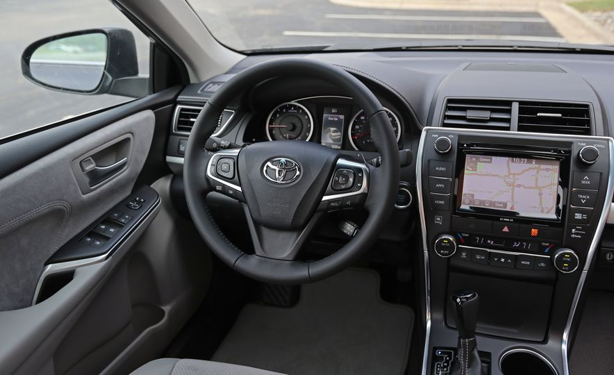 2017 Toyota Camry – Engine and Transmission - Slide 14