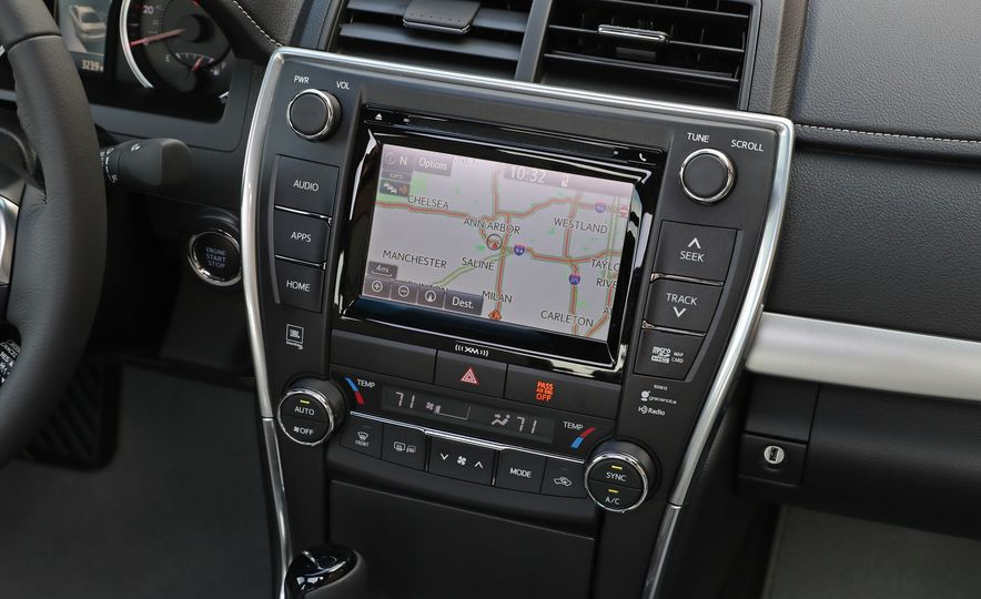 2017 Toyota Camry – Engine and Transmission - Slide 20