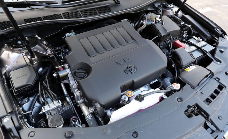2017 Toyota Camry – Engine and Transmission - Slide 1
