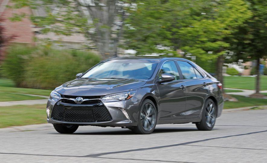 2017 Toyota Camry – Engine and Transmission - Slide 5