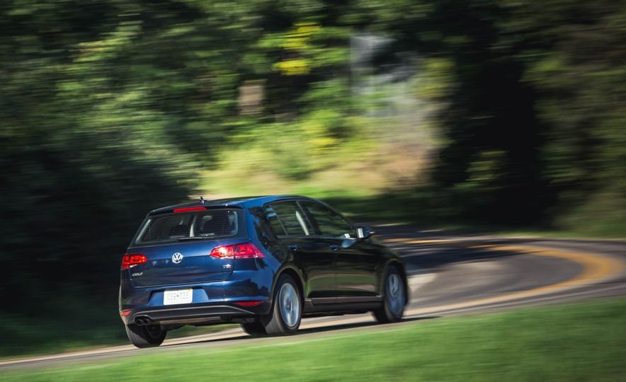 2017 Volkswagen Golf 1.8T TSI - Slide 8
