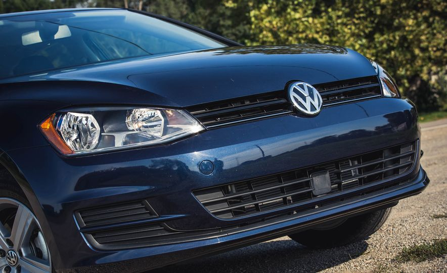 2017 Volkswagen Golf 1.8T TSI - Slide 19