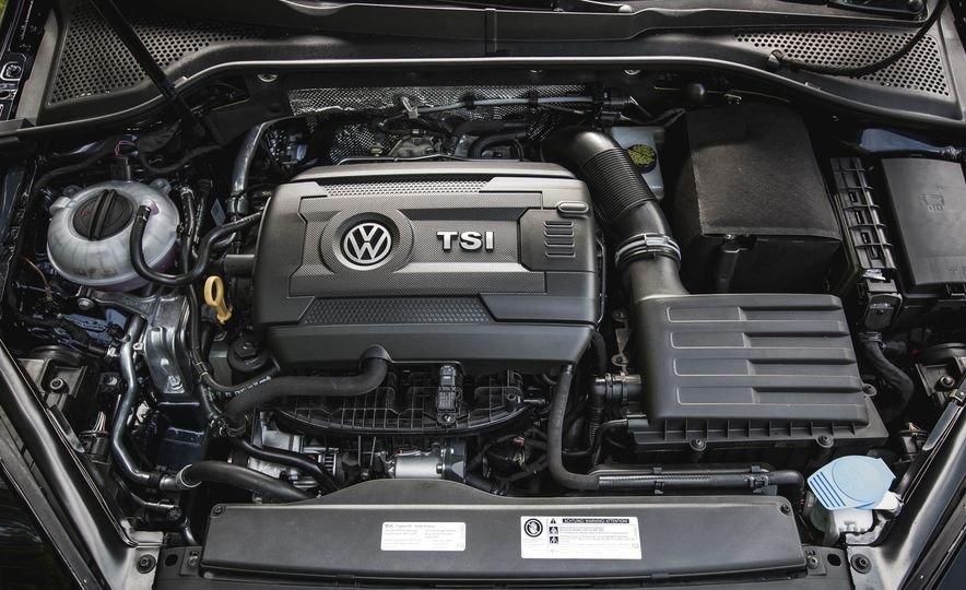 2017 Volkswagen Golf 1.8T TSI - Slide 64