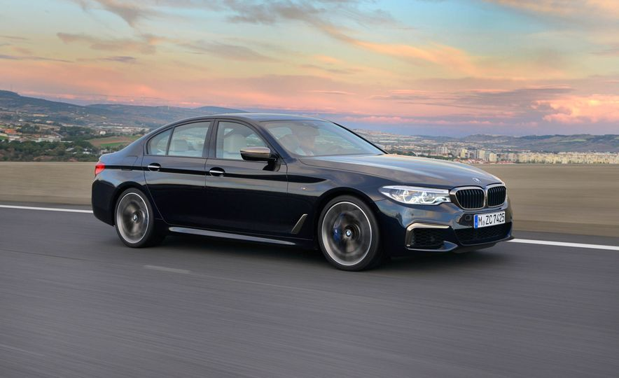 2018 BMW M550i xDrive - Slide 4