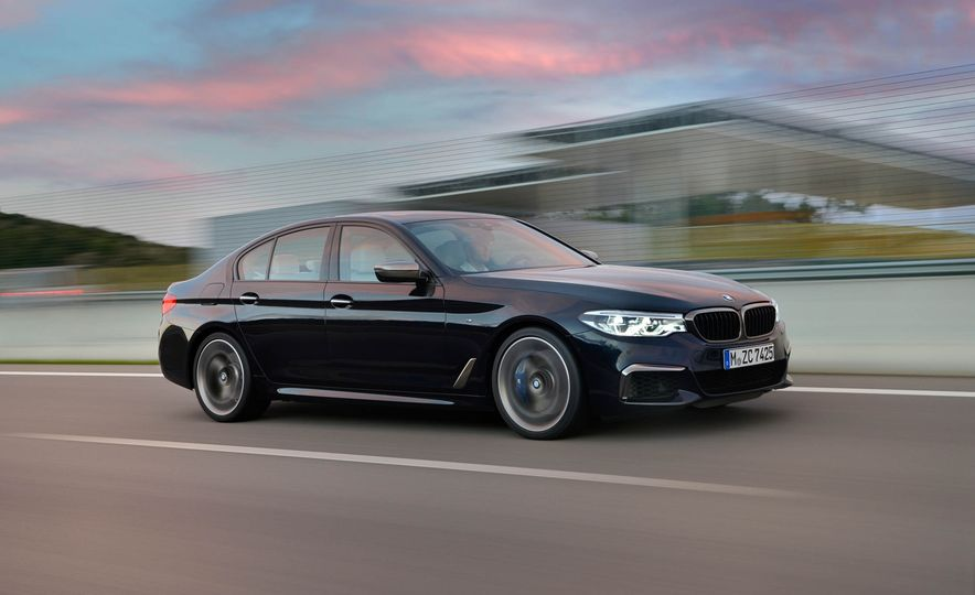 2018 BMW M550i xDrive - Slide 5