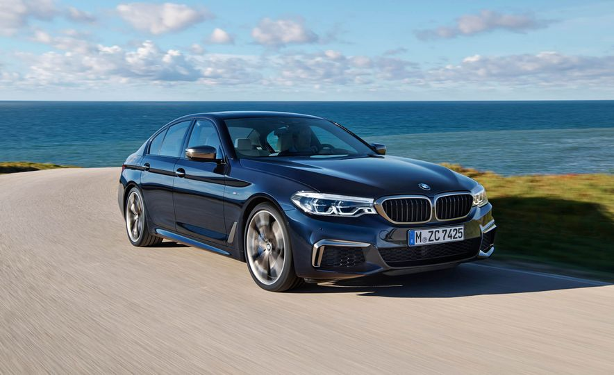 2018 BMW M550i xDrive - Slide 6