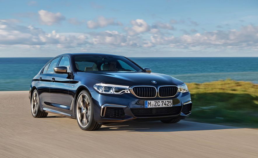 2018 BMW M550i xDrive - Slide 7