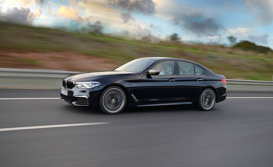 2018 BMW M550i xDrive - Slide 12