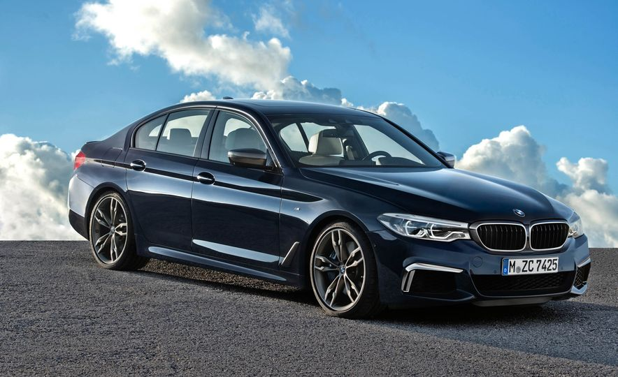 2018 BMW M550i xDrive - Slide 17