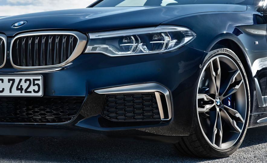 2018 BMW M550i xDrive - Slide 22