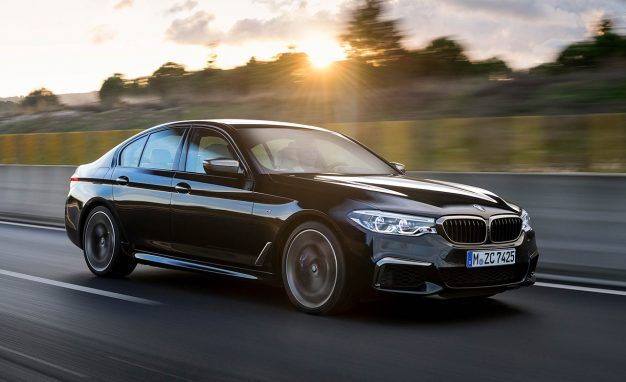 BMW Announces 2018 M550i XDrive News Car And Driver