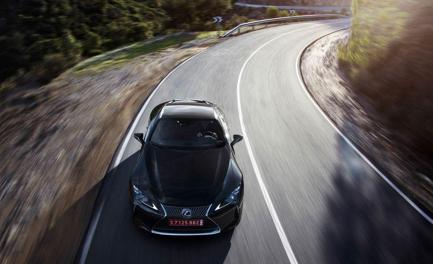 2018 Lexus LC500 - Slide 41