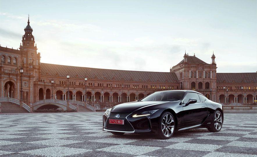 2018 Lexus LC500 - Slide 52