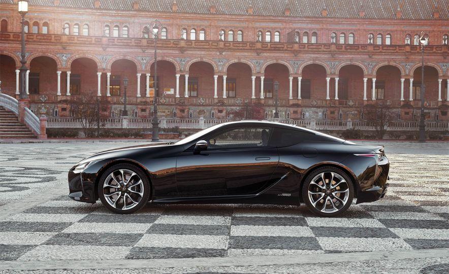 2018 Lexus LC500 - Slide 54