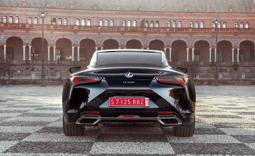 2018 Lexus LC500 - Slide 56