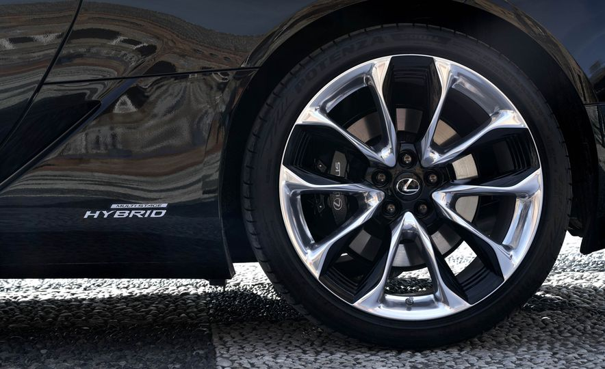 2018 Lexus LC500 - Slide 63