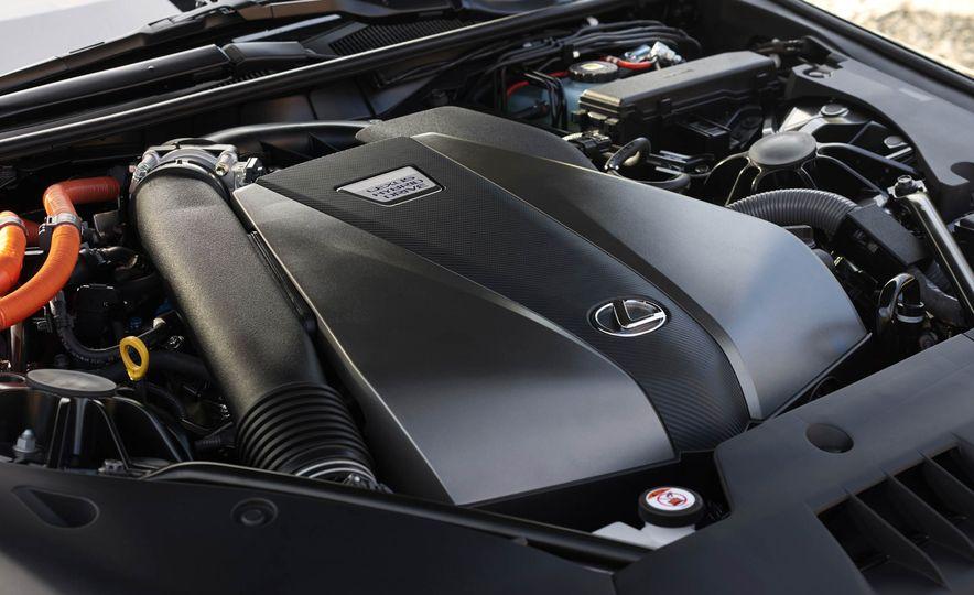 2018 Lexus LC500 - Slide 69