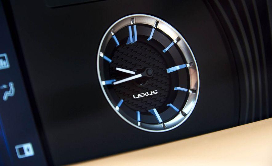 2018 Lexus LC500 - Slide 103