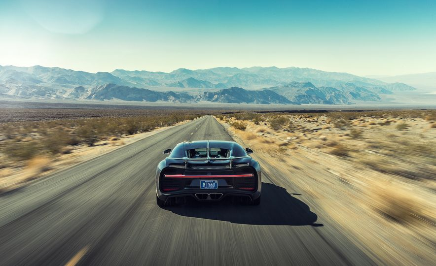 Moving Pictures: Car and Driver's Hottest Car Photos of the Year - Slide 9