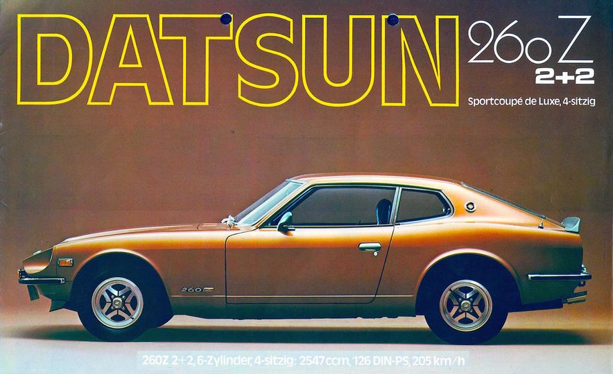My Fair Lady: A Visual History of the Nissan Z-Car - Slide 8