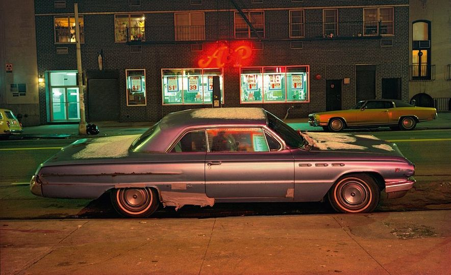 Iron and Grit: These Moody Images of the Cars of 1970s New York Are Incredible - Slide 3