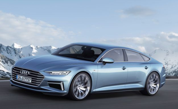 Audi A Cargo Space And Storage Review Car And Driver - Audi sedan models