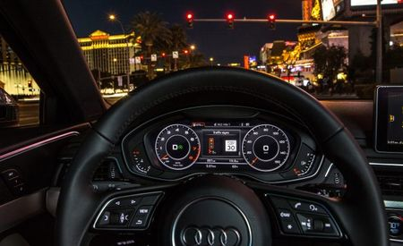Audi Cars Can Now Tell Their Drivers When Traffic Lights Will Turn Green