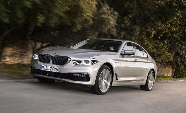 Electric Company: 2018 530e iPerformance Is BMW's Latest Plug-In Hybrid