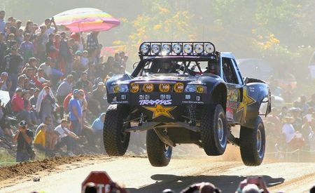 Behind the Dust: BFGoodrich Shows Us the Insane Amount of Stuff It Takes to Survive the Baja 1000