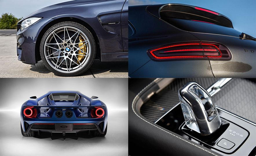Particular Beauty: The Best Automotive Design Details of the Year - Slide 1