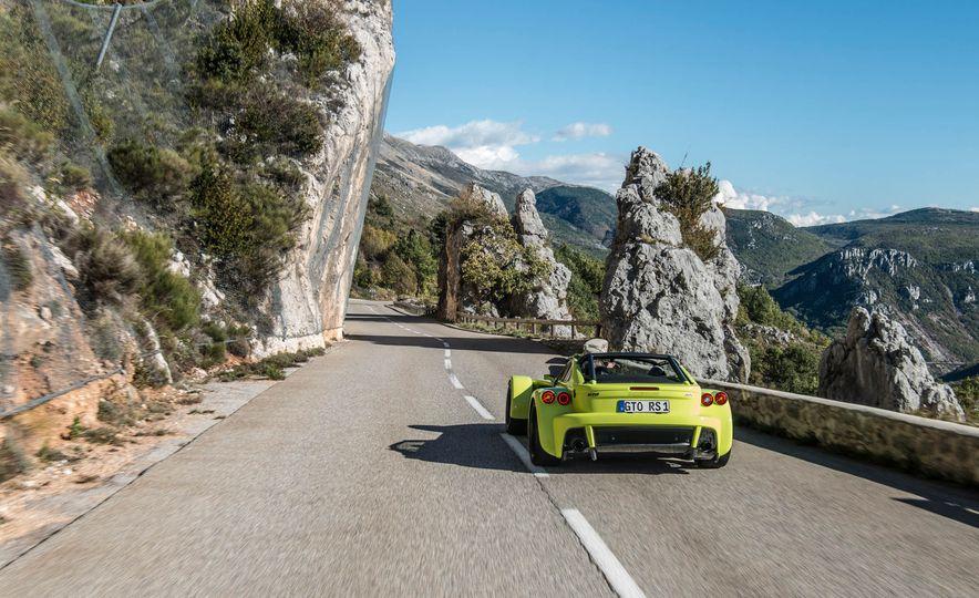 Donkervoort D8 GTO-RS - Slide 3