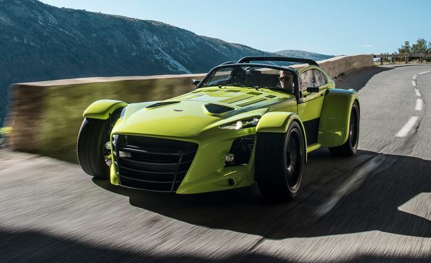 Donkervoort D8 GTO-RS: A Truly Focused Rally Sport – News – Car and ...