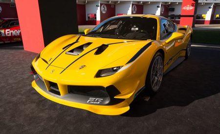 Hello, Yellow! Ferrari Unveils 488 Challenge at Daytona