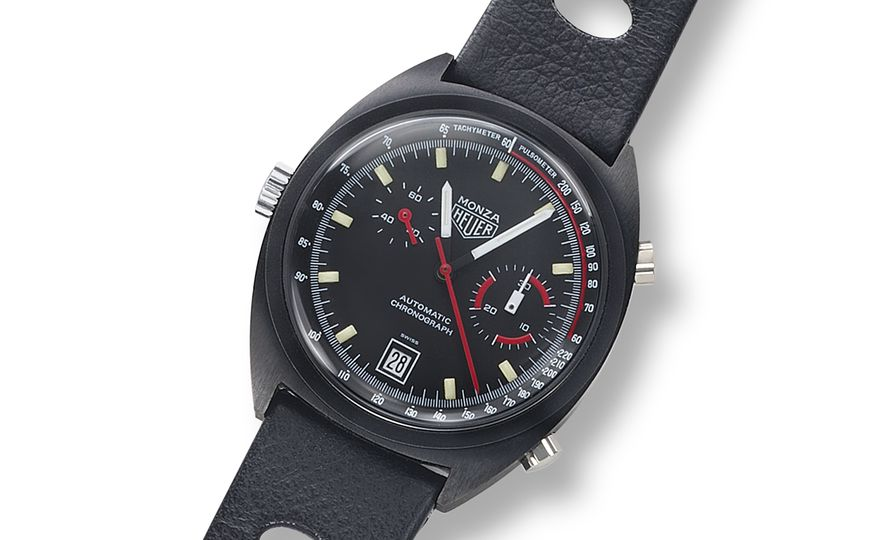 The Coolest Racing Watches Ever Made: When Every Second Really Counts - Slide 5