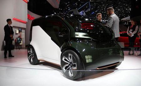 Honda's CES Concept Will Be an Electric Autonomo-Box Called the NeuV