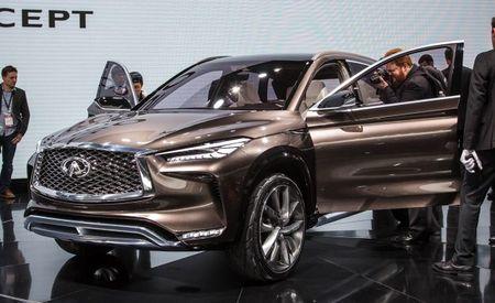 Infiniti Bringing Autonomous Tech and New Engine in Detroit Show Concept