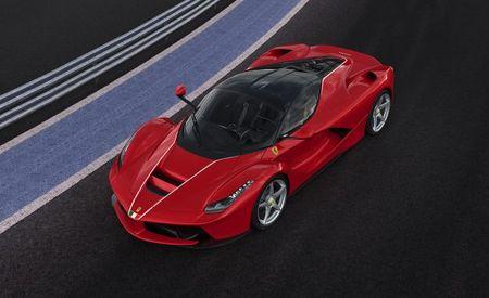 The LaFerrari Finale Brings $7 Million at Auction
