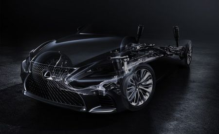 2018 Lexus LS: Everything We Know about the New Flagship Sedan before Its January Debut