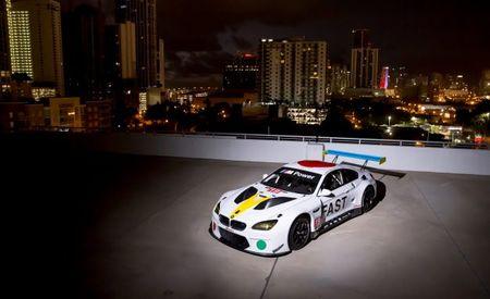 Culture! Sport! Confusion? BMW's 18th Art Car Is Its 19th Art Car