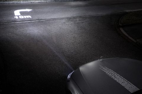 Beyond Leds These Trick Headlights Use A Million Micro Mirrors