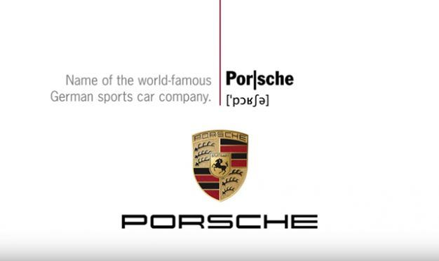 Heres How You Pronounce Porsche News Car And Driver - Audi pronunciation