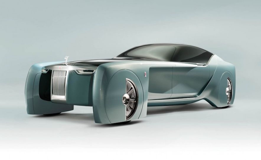 The Best Concepts of 2016 and One Bat-Guano-Crazy Rolls-Royce - Slide 8