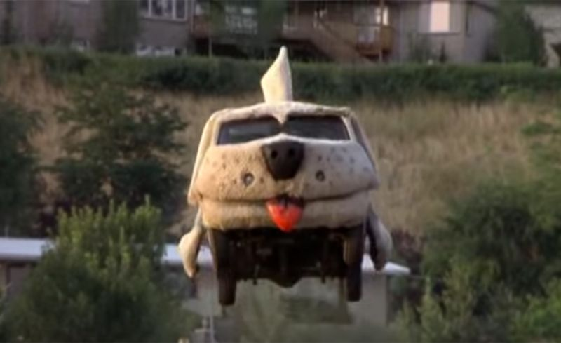 10 of the Coolest Movie Cars of All Time - Slide 7
