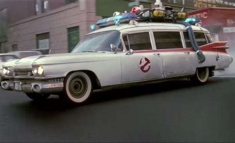 10 of the Coolest Movie Cars of All Time - Slide 9