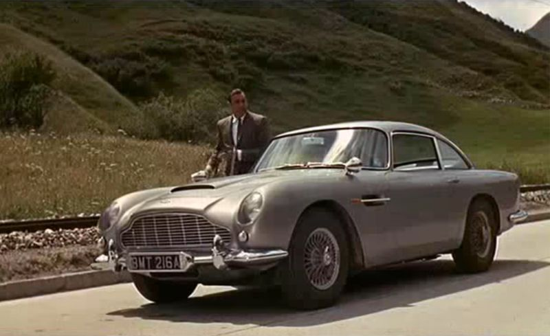 10 of the Coolest Movie Cars of All Time - Slide 10