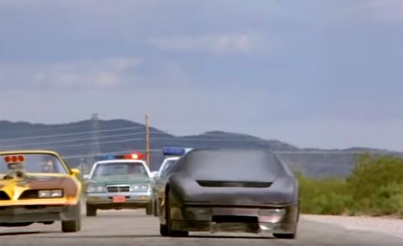 10 of the Coolest Movie Cars of All Time - Slide 20