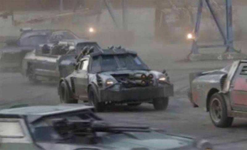 10 of the Coolest Movie Cars of All Time - Slide 6